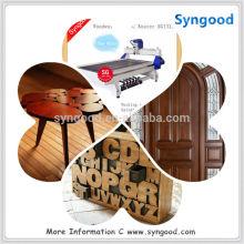 130 ensembles vendus en août! Porte en bois faisant un choix économique -1325 routeur cnc