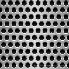 (Alta calidad) Hoja de acero perforada del metal