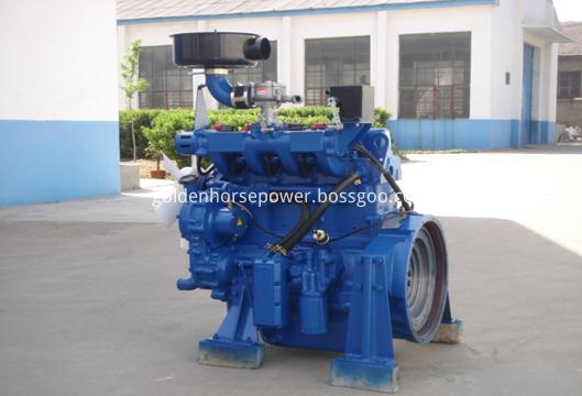 gas engine 4105 engine