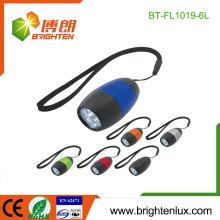 Factory Custom Made Multi-color Pocket CR2032 Button Cell Matériau en aluminium usagé Cheap Bulk led Mini Lampes de poche pour promotion