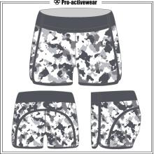 Polyester Mulheres Best Seller Esportes Shorts Ginásio de treino