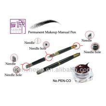 Profissional manual tatuagem caneta e tatuagem cosmética Caneta