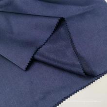 Lenço de cabeça tecido liso de poliéster tingido com tecido Pongee