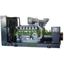 AC trifásicos Generador diesel Con cummins Perkins Volve MTU