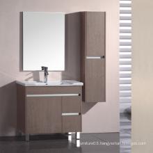 Melamine Surface Bathroom Vanity with Good Quality (SW-ML154)