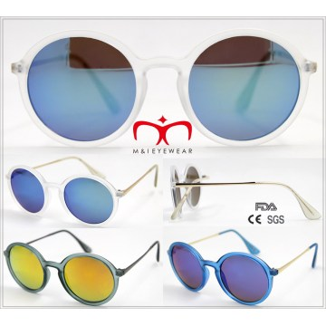 Hot Selling Round Shaped Frame Sunglasses (WSP601551)