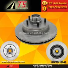 OEM car brake disc rotors for GM group car parts