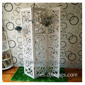 New wooden room divider folding screen for sale