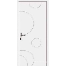 Hot Sale High Quality Solid Wooden Door with Fashion Design