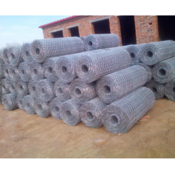 Hot Dipped Galv.Gabion Wire Mesh
