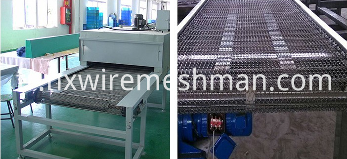 application of conveyor belt