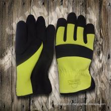 Work Glove-Safety Glove-artificial Leather Glove-Mechanic Glove-Labor Glove