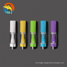 2021 NEW trend products Empty CBD Oil Ceramic Coil 510 Thread All Ceramic Cbd Cartridge