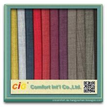 Brokat-Polsterstoff für Vorhang, Kissen, Kleidung verwendet.