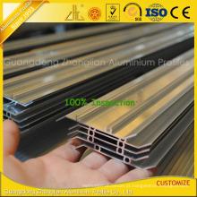 Obturadores de alumínio revestidos do pó anodizado para Windows exterior