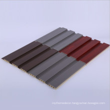 New design Safety eco-friendly indoor wpc wall panel