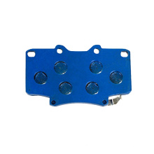 Factory price car parts D615 Semi-metal Front &rear Components brake pad