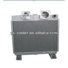 Enfriador de aire y aceite para compresor alternativo