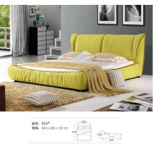 North Europe Bed, Simple Design Fabric Bed (L926)