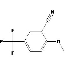 2-Methoxy-5- (trifluoromethyl) Benzonitrile CAS No. 34636-92-5