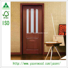Customized Design Wooden Composite French Door