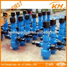 API Polished rod sealing box / stuffing box China KH