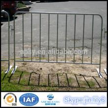 Galvanisierte Stahlmengenkontrollbarrikade Konzert-Massenkontrollbarrieren