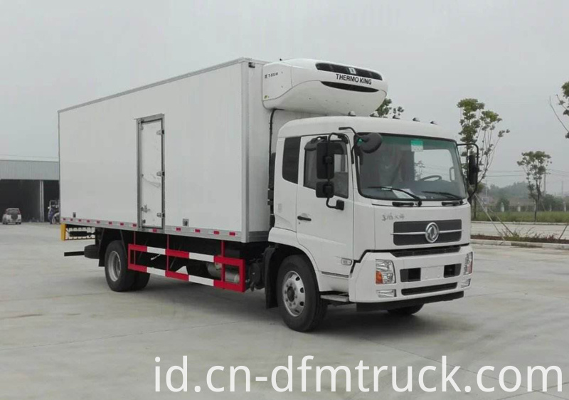 Dongfeng Refrigerator Truck 14