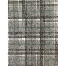 Plaid Knitting Jacquard Fabric