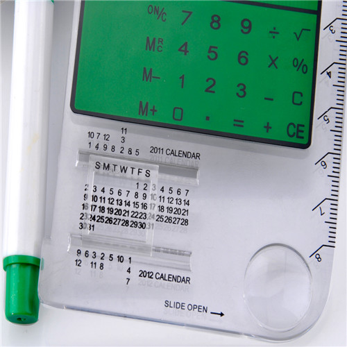 Calculator with Pen