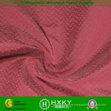 Fabricacion de tela de poliester de la memoria para chaqueta Outwear