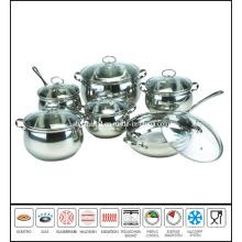 12PCS Apple Shape Kitchenware Set
