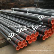 factory price API 5L grade B seamless steel pipe line pipe gas pipe