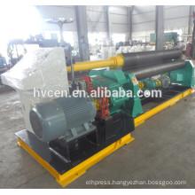 mechanical plate rolling machine 8*2500,three-roll plate rolling machine