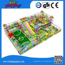 Kidsplayplay China Manufacture Kinder Indoor Spielplatz Big Slides zum Verkauf