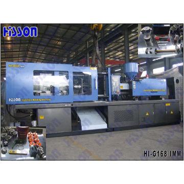 168T Horizontal Injection plastique moulage Machine Salut-G168