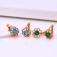Xuping Fashion Rose-Gold Prix spécial boucle d'oreille (25962)