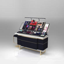 Makeup Shop Fitting Cosmetic Shop Furniture Professional Stand Display Counter
