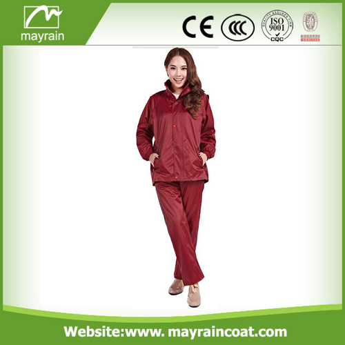 New Reusable Costomized Rain Suit