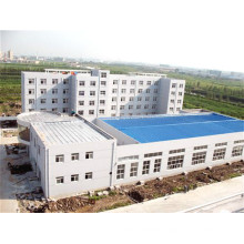 Parapet Wall Prefabricated Light Steel Structure Workshop (KXD-SSW99)