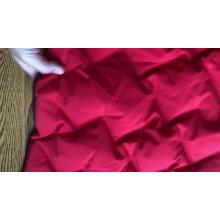 Ткань с покрытием ТПУOEM Услуги Водонепроницаемая стеганая вниз заполненная ткань с покрытием ТПУ