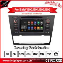 Hla8798 Car DVD pour BMW 3 E90 E92 E93 Radio GPS Connexions téléphoniques Android