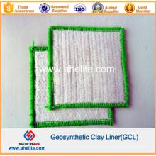 Material geosintético Geosintético Clay Liner Gcl