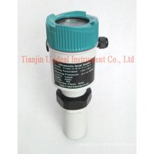 Medidor / sensor ultra-sônicos espertos do nível de combustível para o tanque da água e de óleo