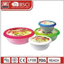 Круглая микроволновой продовольствия Container(5L)