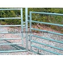 6 Bar Galvanized Utility Corral Panels Horse Fence Cattle Yard Cour de mouton