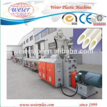 Alta calidad de maquinaria de extrusión de tuberías de plástico