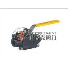 3pcs 2шт кованые клапан стальной шарик с CE