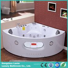 ABS Indoor Fitting Massage Bathtub (TLP-638)