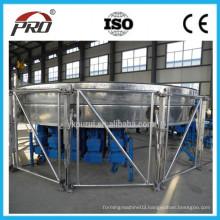 Grain Storage Steel Silo Machine/Steel Spiral Silo Forming Machine